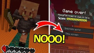 100 CRAZIEST New Nether Update Minecraft 1.16 Fails & Wins OF ALL TIME