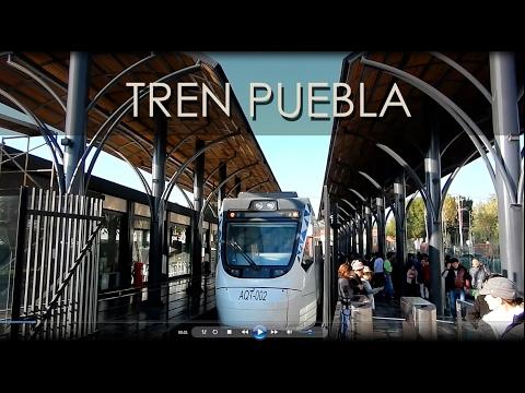 TREN TURÍSCO PUEBLA - CHOLULA AQT002