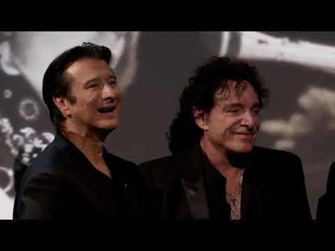 Journey Tribute Film  Journey Rock Hall Induction Speeches 2017