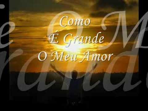 ♫ Padre Marcelo Rossi - ♥ Como é Grande o Meu Amor Por Você ♥