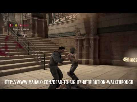 Dead to Rights: Retribution Walkthrough - Chapter 1: Strikebreaker Part 1
