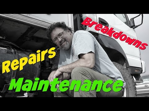 RV LIFE ~ BREAKDOWNS and MAINTENANCE Realities