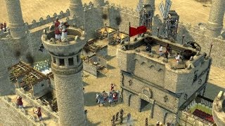 Stronghold Crusader 2 - Трейлер Режима схватки (Русский)