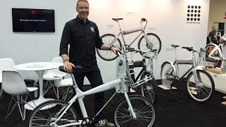 2017 Biomega Bicycles Updates from Interbike (CEO Chat, PEK, BOS and OKO Models)