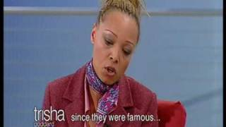 Kim Appleby from Mel & Kim interview on Trisha Goddard 26/8/2005