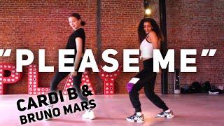 """Please Me"" | @iamcardib @brunomars | @guygroove choreography"