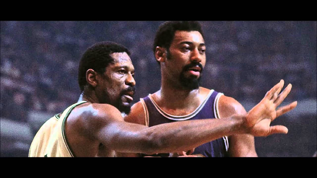 Bill Russell was great but he was no Wilt Chamberlain