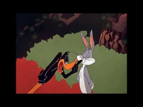 Daffy Duck - OH, no you don't.