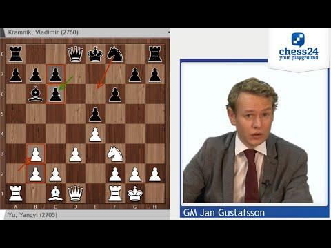 Yu Yangyi - Kramnik: Jan Gustafsson on the Qatar Masters