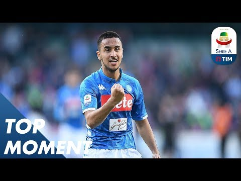 Ounas Scores An Absolute Screamer From 30 Yards | Napoli 4-0 Frosinone | Top Moment | Serie A Mp3