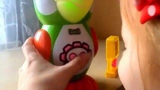Видео обзор игрушек Говорящий попугай
