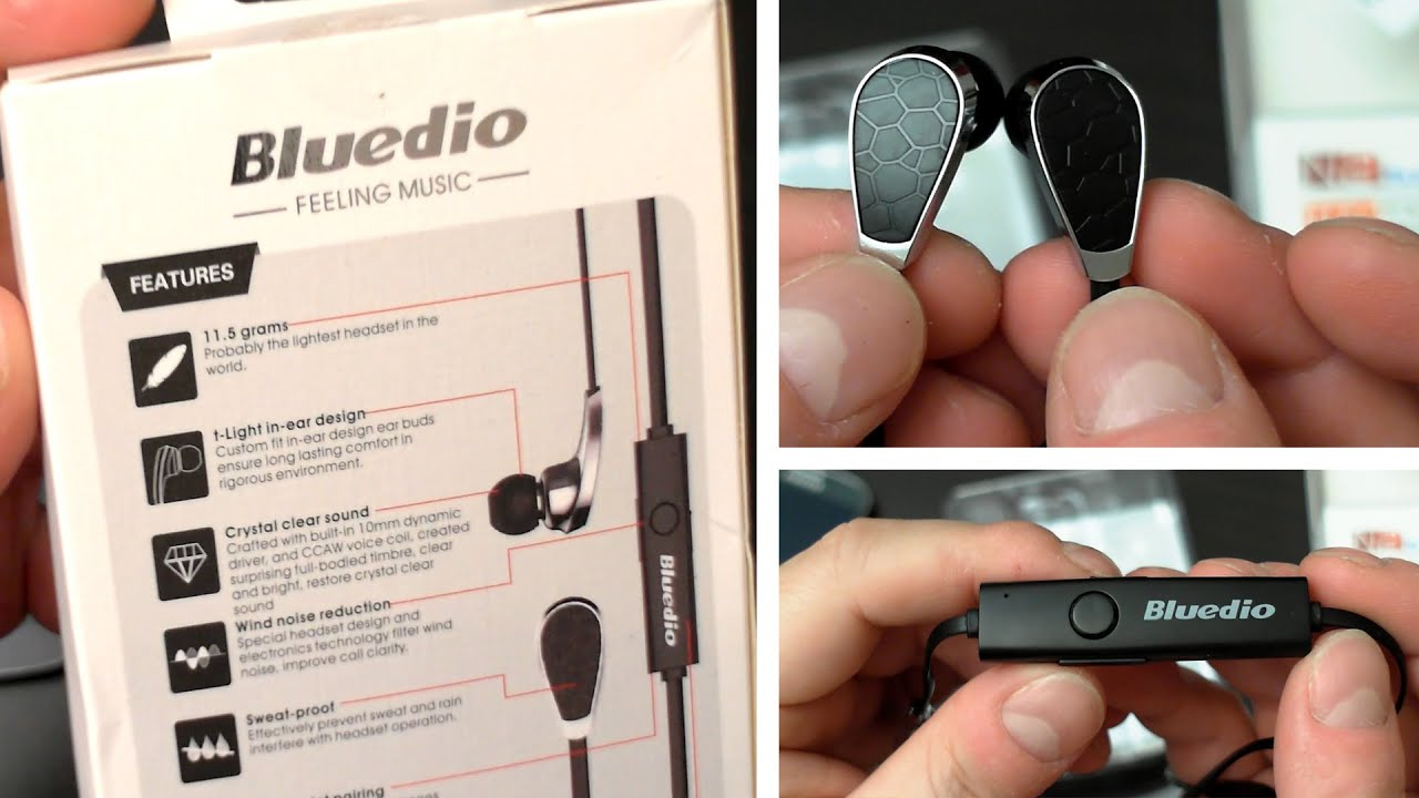 Bluedio N2 Stereo Bluetooth Headset Unboxing Pairing With Galaxy S4 Youtube