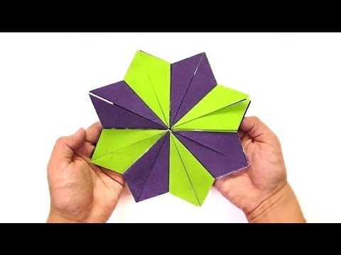 How To Make Simple Easy Paper Flower Diy Paper Craft Ideas