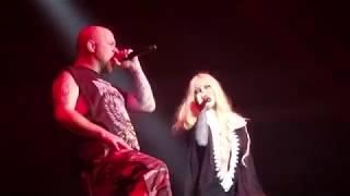 Five Finger Death Punch - The Bleeding feat. Maria Brink - Rock Allegiance - Camden, NJ - 10/07/17