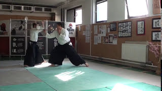 22 no jo awase jo-jo [TUTORIAL] Aikido advanced weapon technique:
