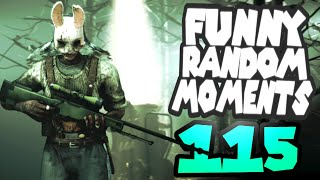 Dead by Daylight funny random moments montage 115