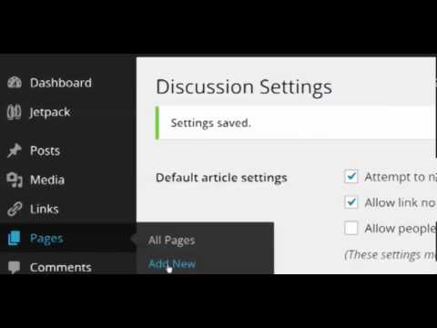 How  To Enable WordPress Comments Globally And On Specific Pages