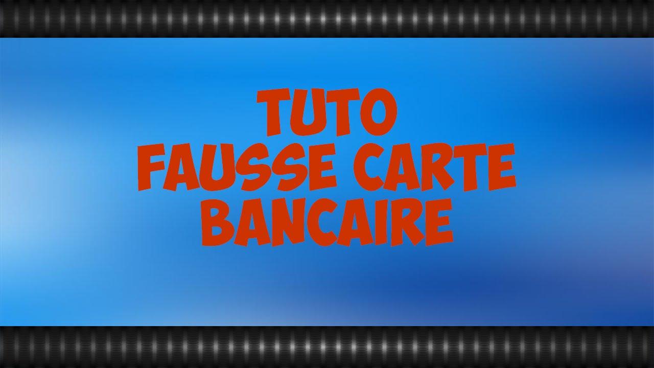 faux numero carte bancaire TUTO] Cheat fausse carte bancaire (jeux)   YouTube