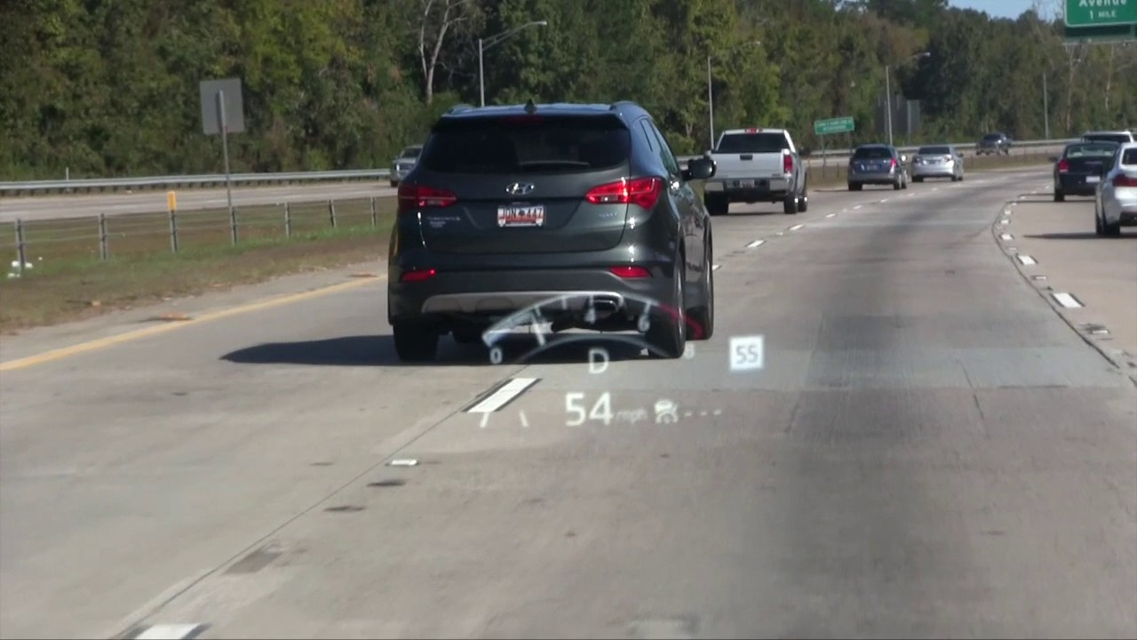 Mazda Heads Up Display Test Driving The 2016 Mazda Cx9 From Stokes