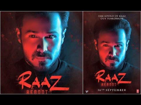 RAAZ Reboot Poster | Emraan Hashmi, Kriti...