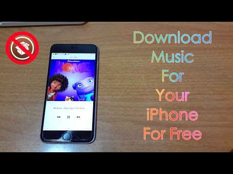 how to download music on your iphone for free no jailbreak