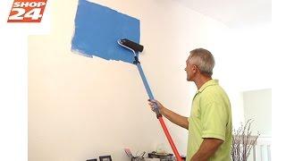 видео Как выбрать валик для покраски? - 10 Сентября 2014 - Дом и участок своими руками