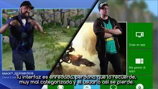 XBOX ONE vs PS4 vs WII U - Batallas crónicas - Internautismo Crónico