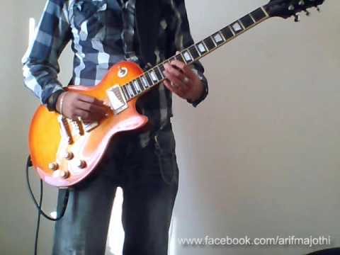 Aashiqui 2 Love Theme On Lead Guitar