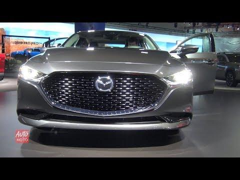 2019 Mazda 3 SkyActiv G - Exterior And Interior Walkaround - 2018 LA Auto Show