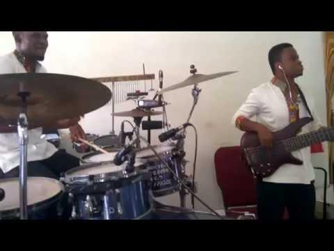 Ghana highlife drummer's view
