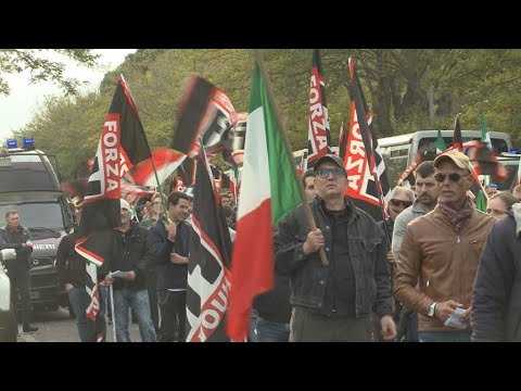 Video: Is Italy seeing a resurgence of fascism?