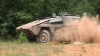 Krauss-maffei Wegmann (kmw) & Rheinmetall Defence - Boxer Armoured Personnel Carrier (apc) [480p]