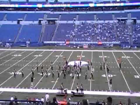 Cardinal Ritter High School Marching Raiders   Lucas Oil Stadium 2012