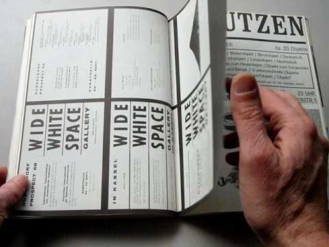 Dokumente zur Aktuellen Kunst 1967 - 1970 : Material aus dem Archiv Szeemann