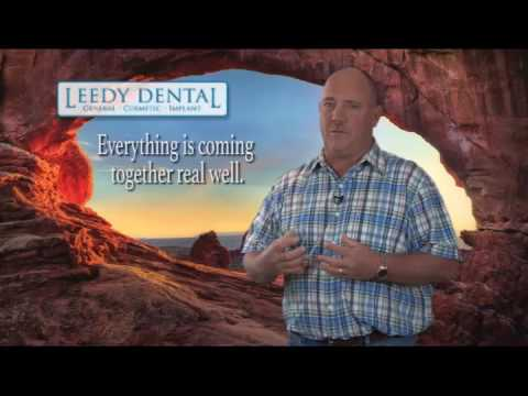 Dental Implants Testimonial - Leedy Dental. Abilene, TX