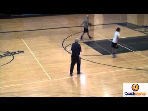 Passing Drill Jerry Krause www.coachmarket.net video