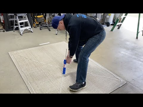 How to stop your rug from sliding around