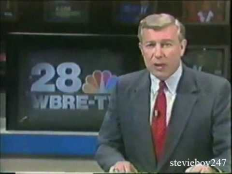 WBRE-TV Scranton/Wilkes-Barre, PA. - 6PM News Preview and Open (1992)