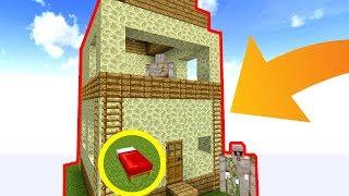 UNE MAISON ULTRA SÉCURISÉE ! | Minecraft Bed Wars