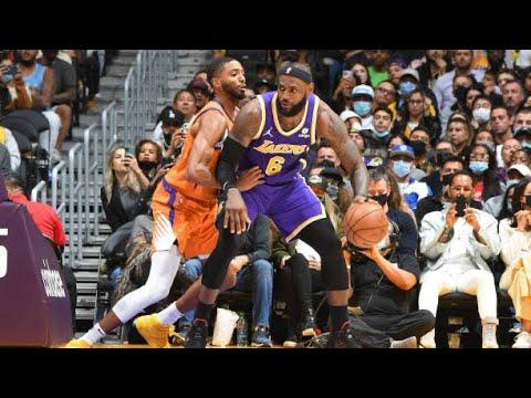 Download Phoenix Suns vs Los Angeles Lakers Full Game Highlights | October 22 | 2022 NBA Season