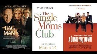 Trailer Thursdays: The Bag Man, The Single Moms Club, A Long Way Down