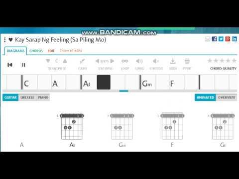 Kay Sarap Ng Feeling (Sa Piling Mo) - Music And Chords from Chordify