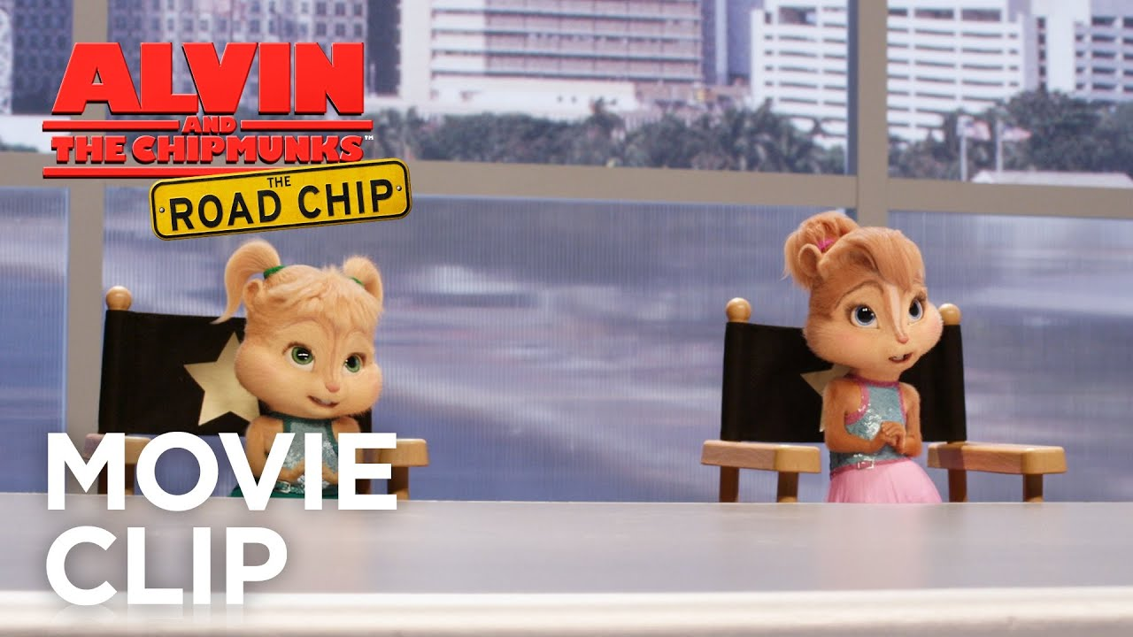 Alvin and the Chipmunks: The Road Chip |