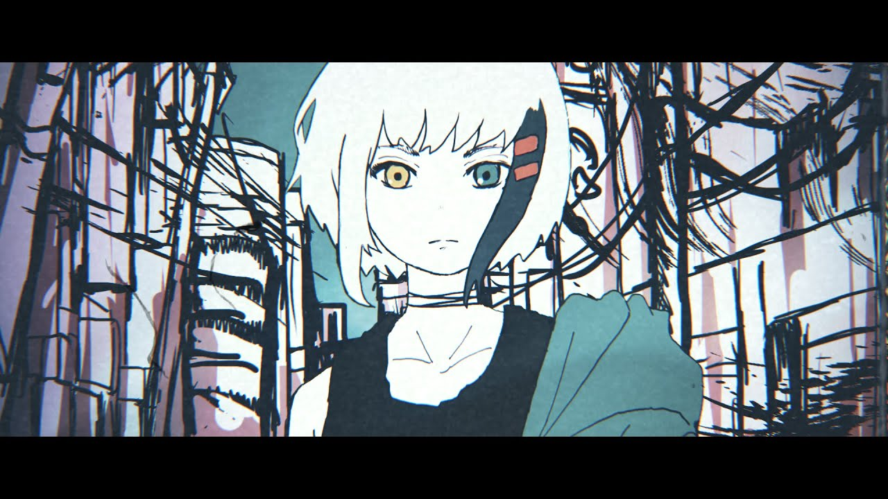 月詠み『ネクロポリス』Music Video