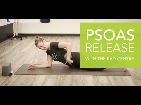 Psoas and Hip Release with the RAD Centre I Chelsea Lee