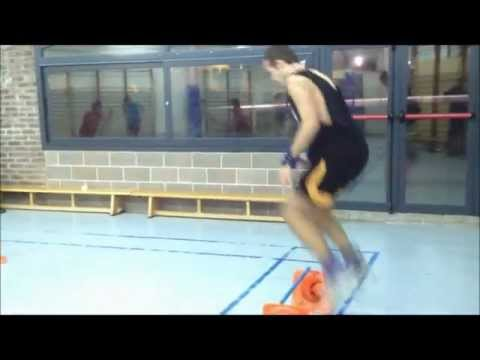 Voleibol - Preparación Física - Agilidad 5