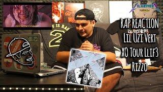 RAP REACTION • Lil Uzi Vert - XO Tour Llif3 • Rizzo