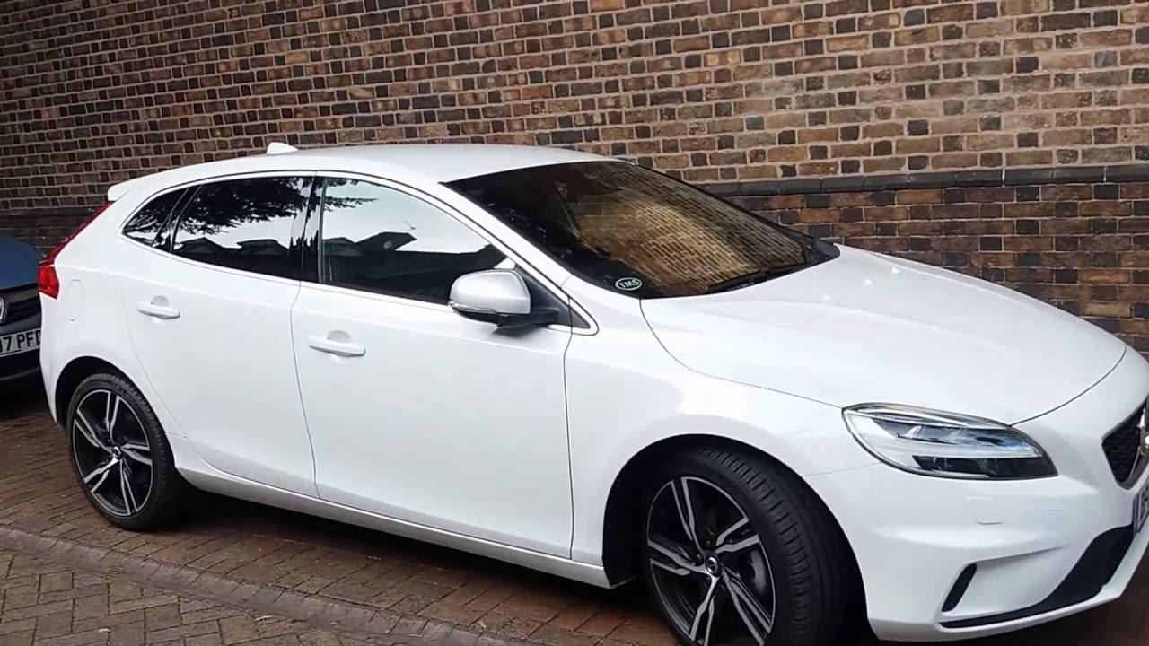 מותג חדש All New Volvo V40 White and Benz GLA Black Walkaround HD - YouTube ZA-52