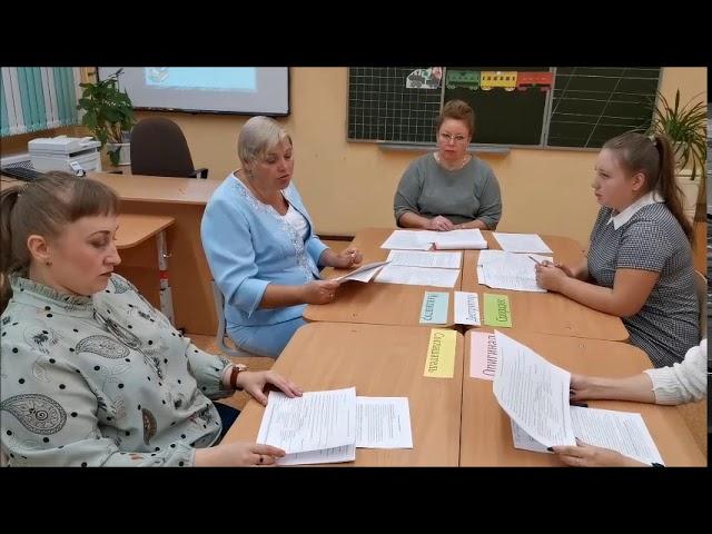 Формы организации обучения педагогов в рамках РМО учителей начальных классов