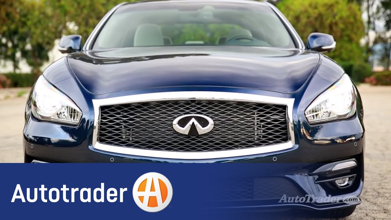 2015 Infiniti Q70 | 5 Reasons to Buy | Autotrader - YouTube